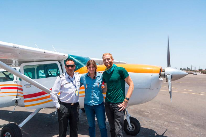 survol avion lignes de nazca perou voyage faimdevoyages