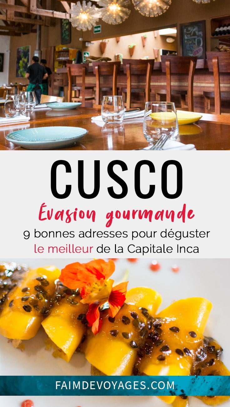 9 Bonnes Adresses Pour Bien Manger à Cuzco