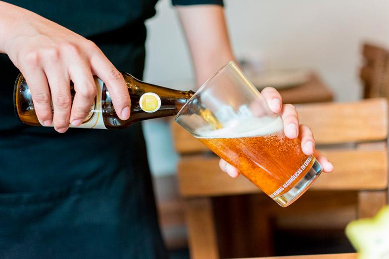 Biere Artisanale Du Pérou A Deguster A Cuzco