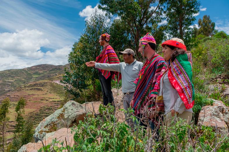 guide francais perou cusco tourisme communautaire