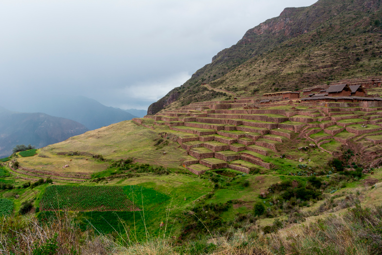 huchuy qosqo cusco site archeologie randonne