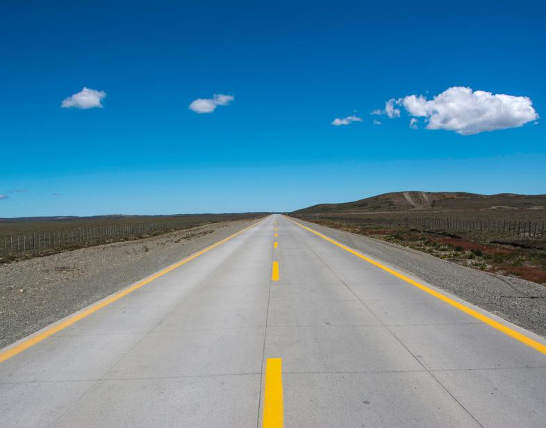 patagonie seche paysage argentine