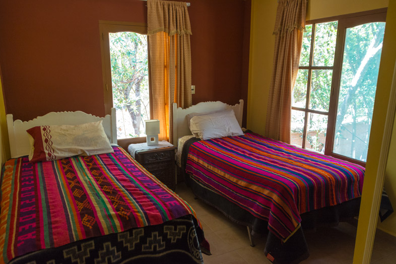 chambre-teja-huasi-hebergement-oasis-boliviano-sucre-bolivie