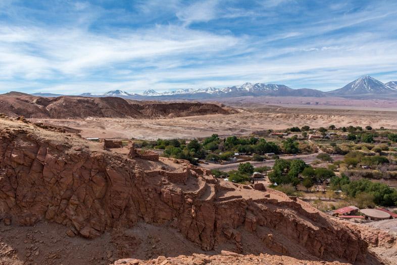 Pukara de Quitor près de San Pedro de Atacama