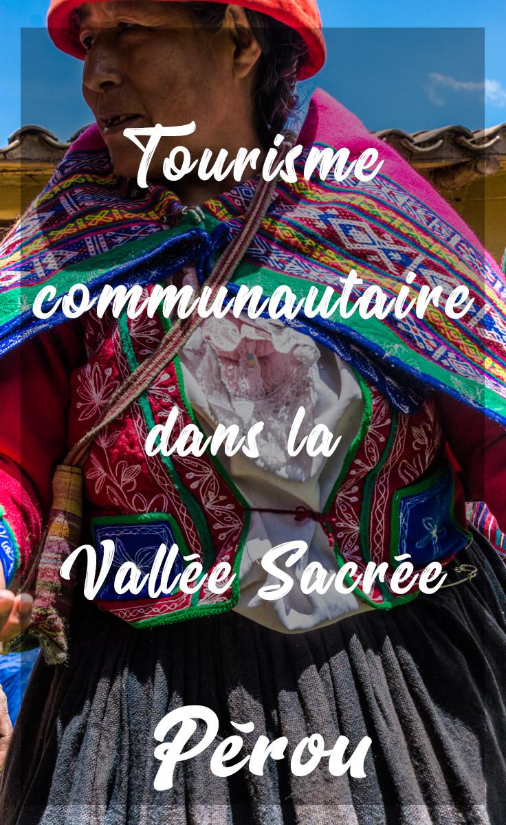 Pérou : tourisme communautaire à Cusco
