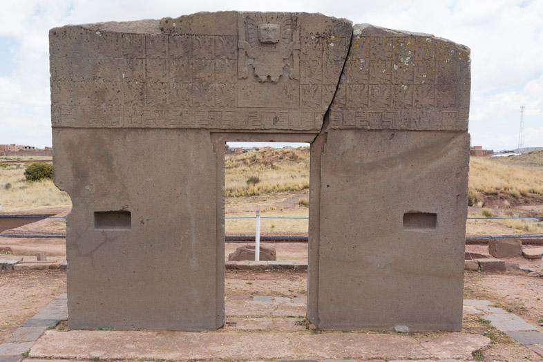 postshow porte du soleil tiwanaku bolivie