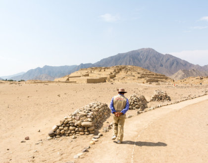 site archéologique de caral visiter perou cite-ancienne-amerique