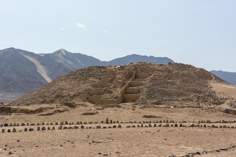 decouverte archeologique perou caral cite la plus ancienne amerique