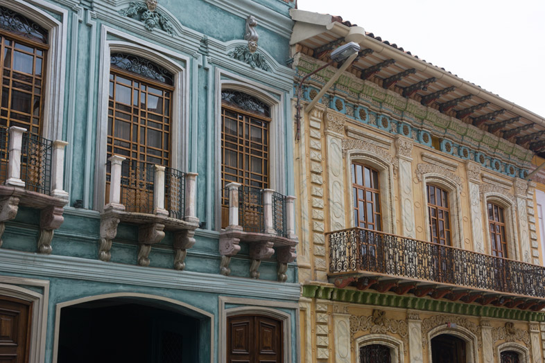 cuenca ville coloniale equateur visiter