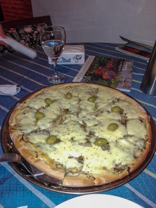pizza carlos pelligrini specialite argentine
