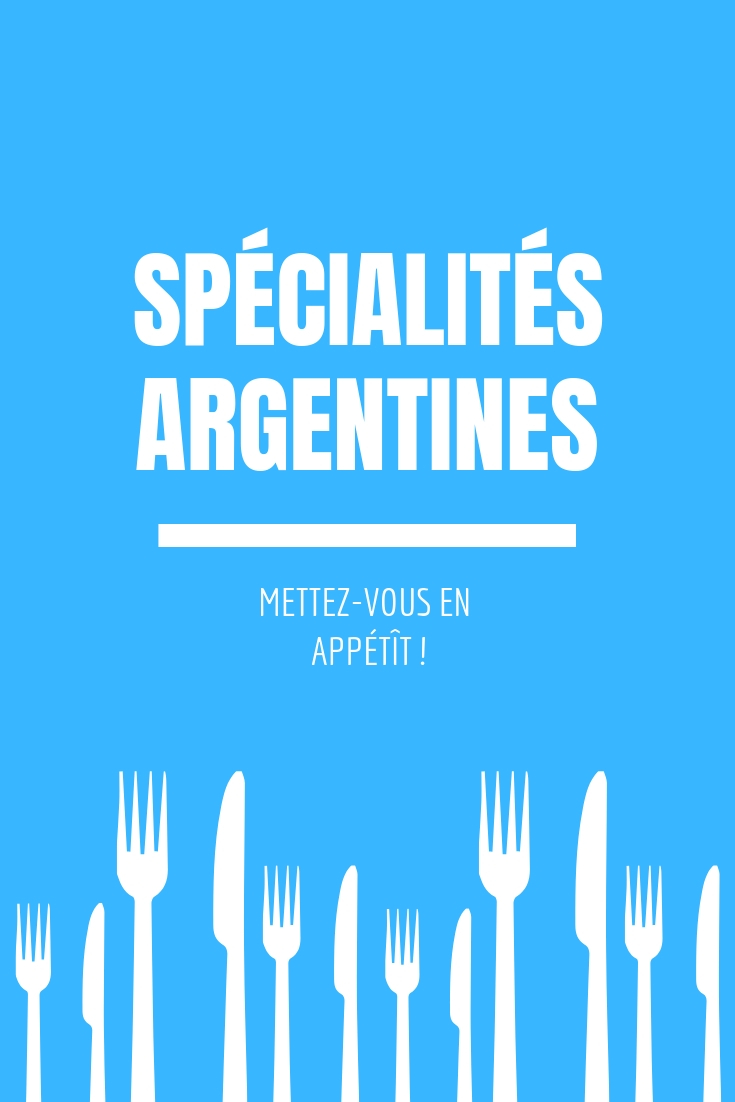 Specialités Argentines Alimentation