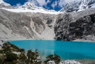 laguna 69 Huaraz Caraz Perou randonnee postshow 1