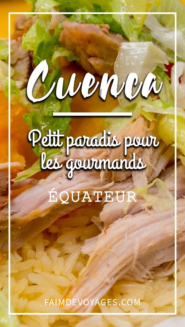 Pi Equateur Gourmands