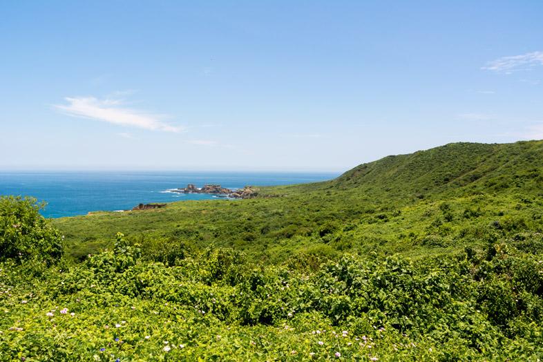 isla de la plata excursion equateur paysage tarif