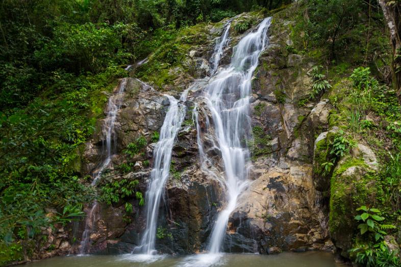 cascade marinka cascada marinka minca colombie