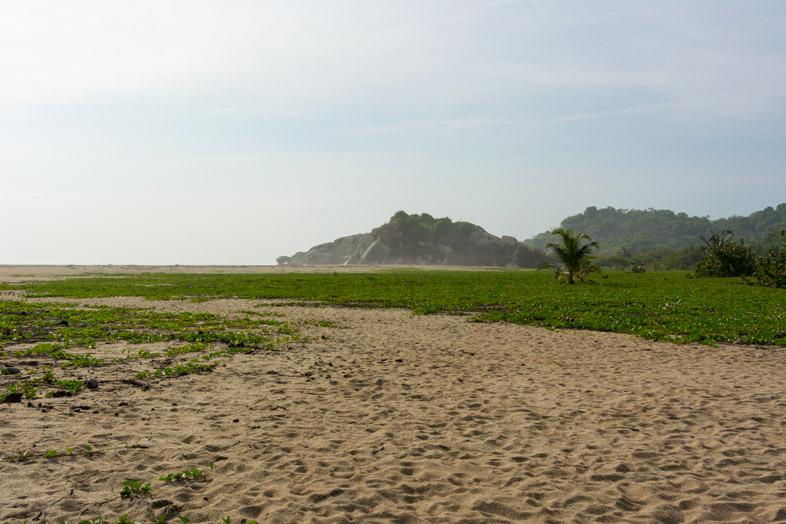 plage arrecifes parc tayrona colombie