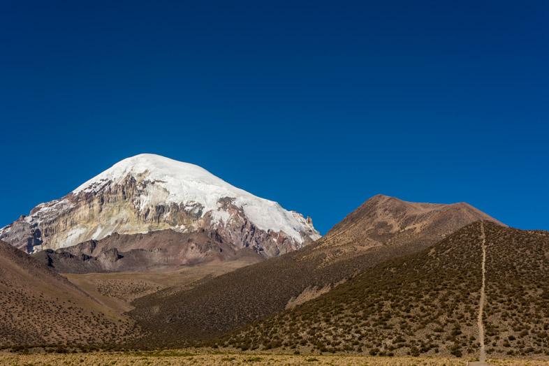 Le Mirador Monte Cielo De Sajama En Bolivie