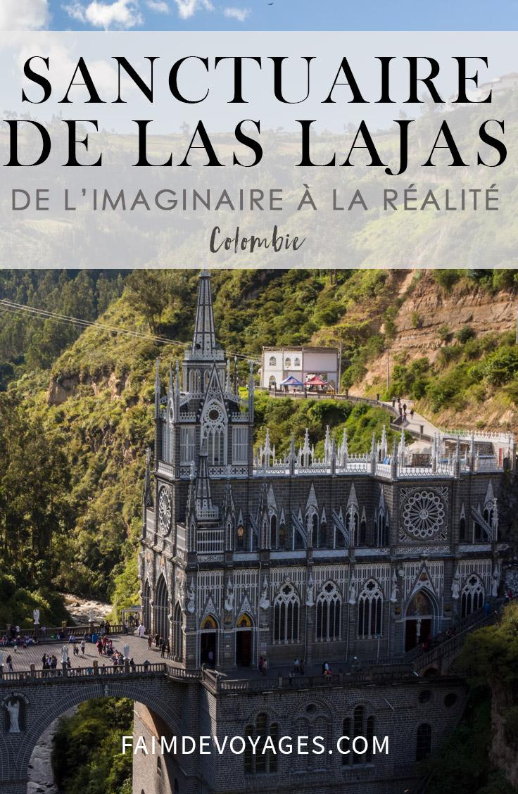 Le Sanctuaire De Las Lajas En Colombie Sur Faimdevoyages