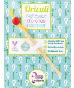 Cure Oreille En Bambou Oriculi