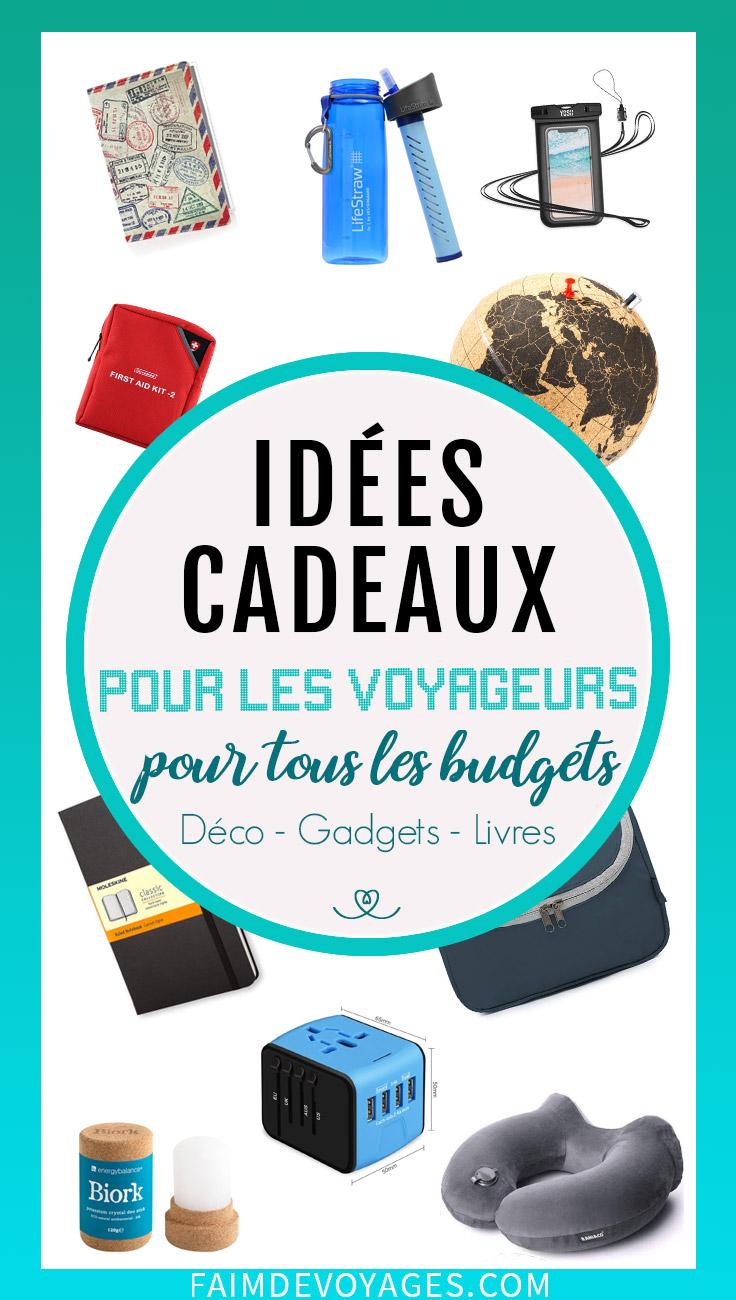 Idées Cadeaux Pour Les Voyageurs Et Pour Tous Les Budgets