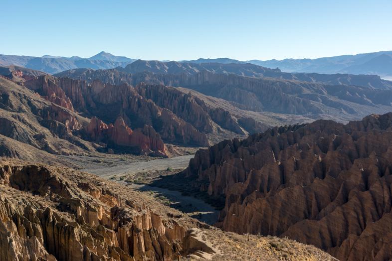 Le Sillar Et Ses Formations Rocheuses Incroyables Près De Tupiza En Bolivie