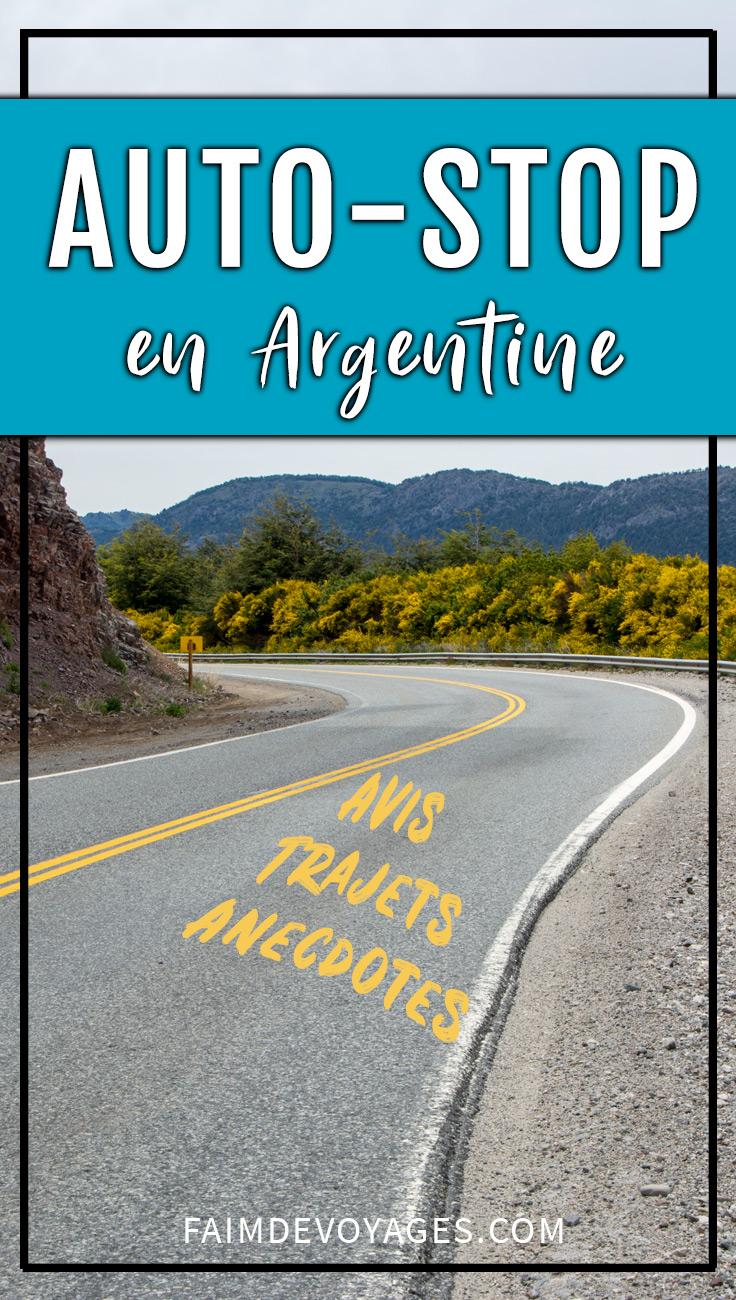 Avis Sur L'auto Stop En Patagonie