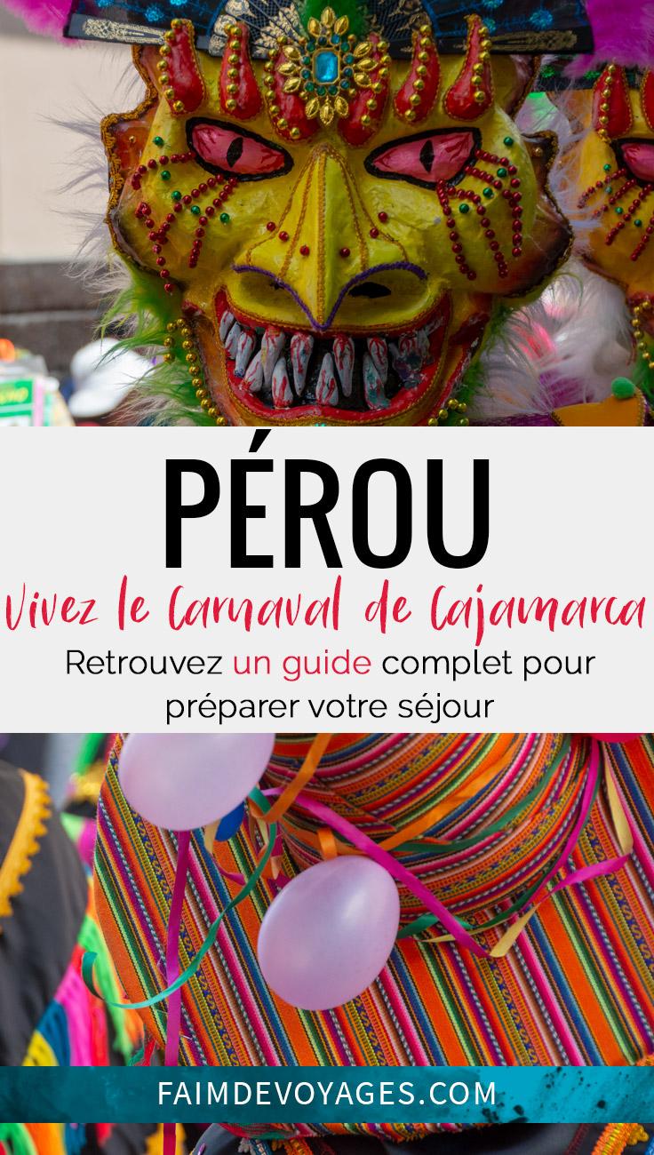 Guide Pratique Pour Se Préparer Au Carnaval Au Pérou En Mars 2019
