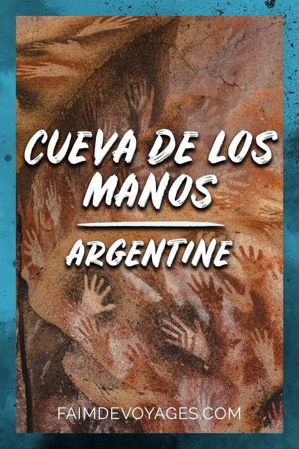 La Cueva De Las Manos Et Ses Peintures Rupestres En Argentine