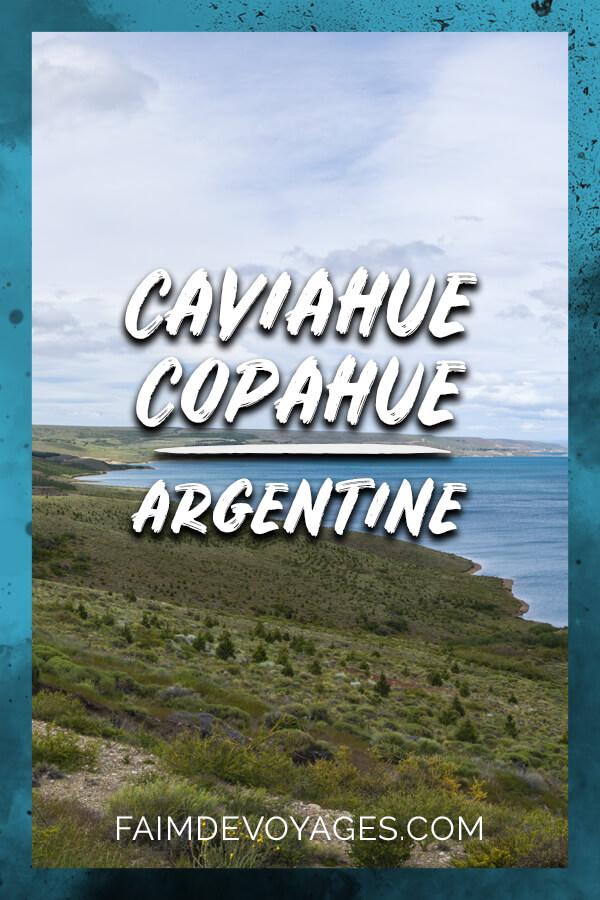 Caviahue Et Copahue En Argentine