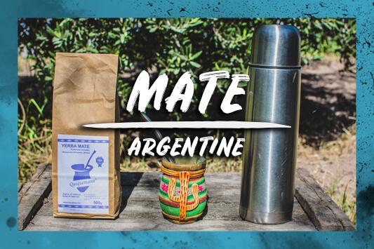 Le Maté Une Boisson Argentine Typique
