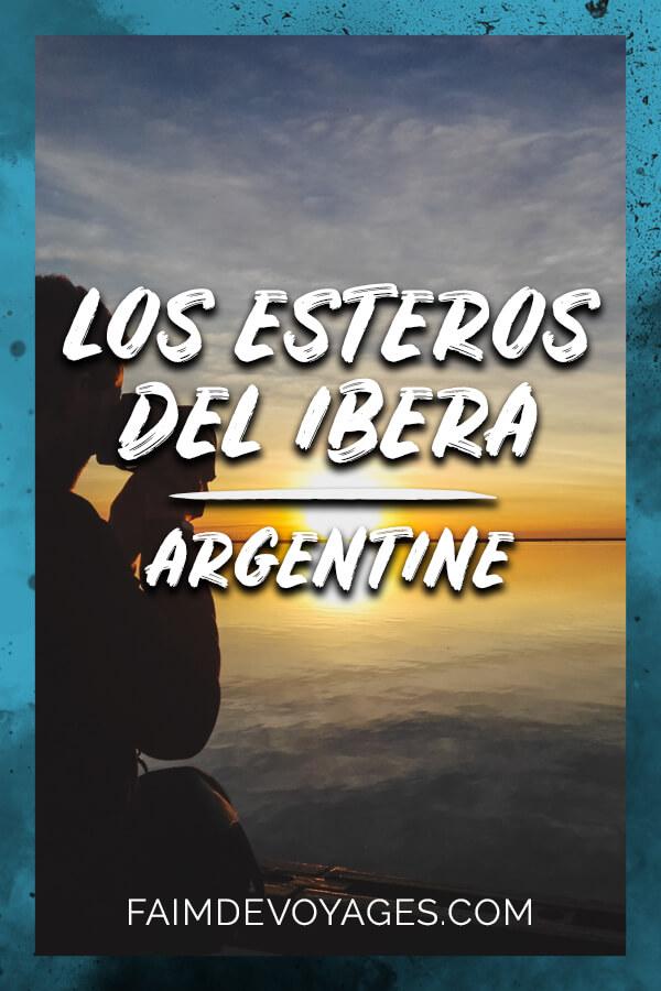 Le Parc National De Los Esteros Del Ibera En Argentine