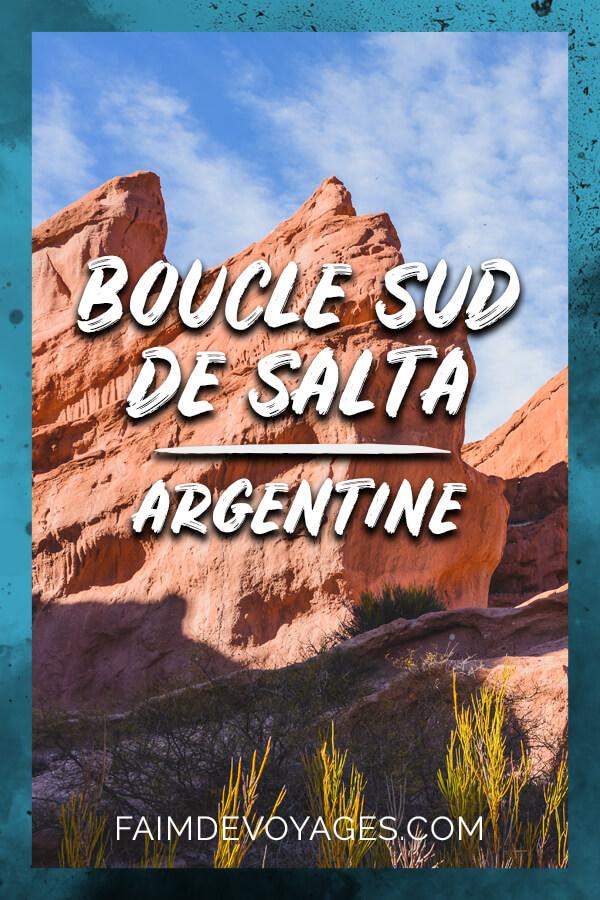 Road Trip Dans Le Nord Ouest Argentin Et La Quebrada De Las Conchas