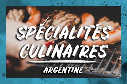 Spécialités Culinaires De La Gastronomie Argentine