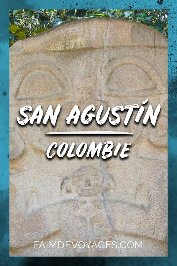 Célèbre Statue Du Parc Archéologique San Agustin Et Isnos