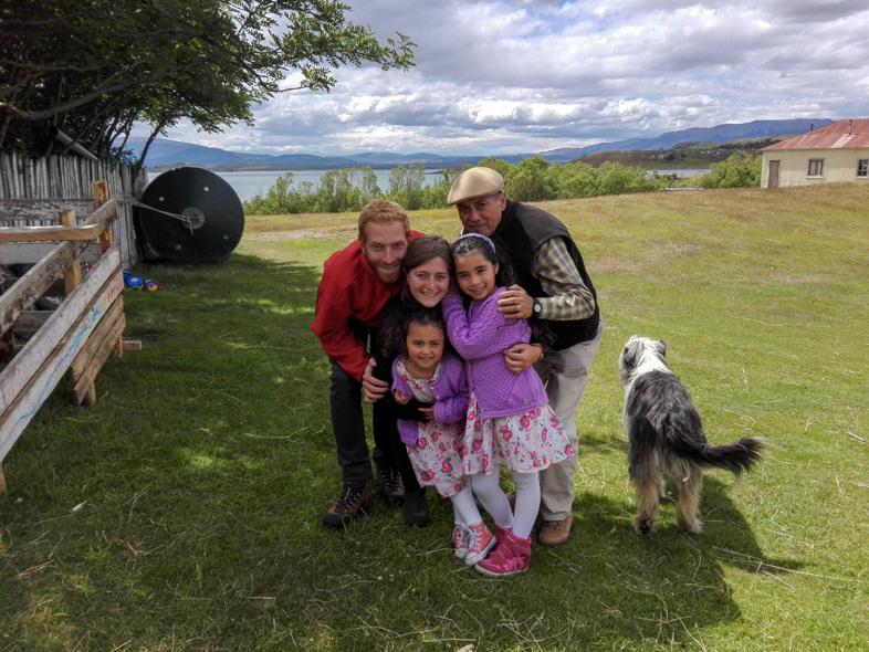 Experience De Volontariat En Famillle Dans Le Sud Du Chili