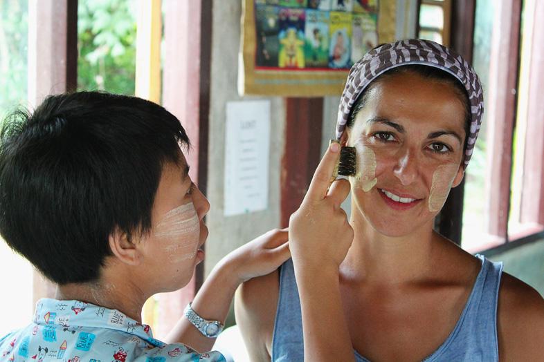 Experience De Volontariat En Orphelinat En Birmanie Chauxmelemonde