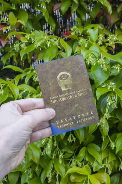 Passeport Pour Visiter Sites Archeologiques San Agustin Colombie