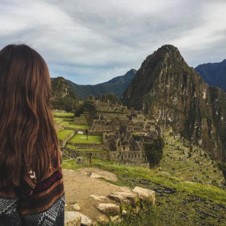 Victoria Face Au Machu Picchu Postshow