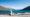 Voilier Sur Le Lago Puelo Près D'el Bolson En Argentine