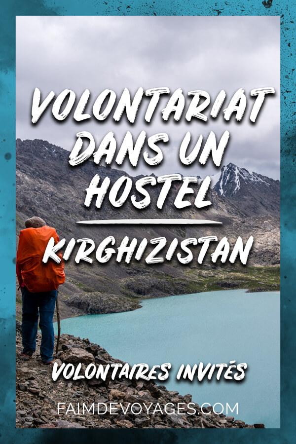 Faire Un Volontariat En Hostel Au Kirghizistan