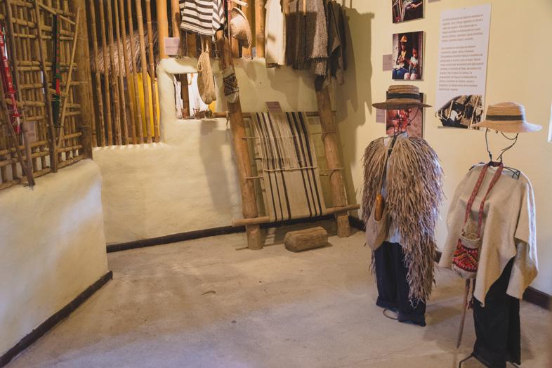 Musée Archéologique Et Ethnographique De Tierradentro En Colombie