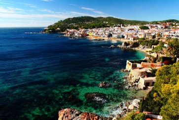 Photo De La Costa Brava En Espagne