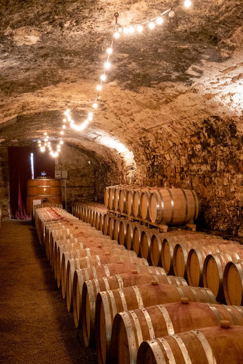 Cave Du Chateau De Luc Famille Fabre